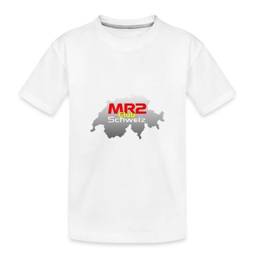 Logo MR2 Club Logo - Teenager Premium Bio T-Shirt