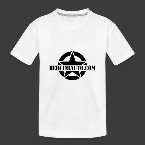 Stella RENEGADE Berciniauto - Maglietta ecologica premium per ragazzi