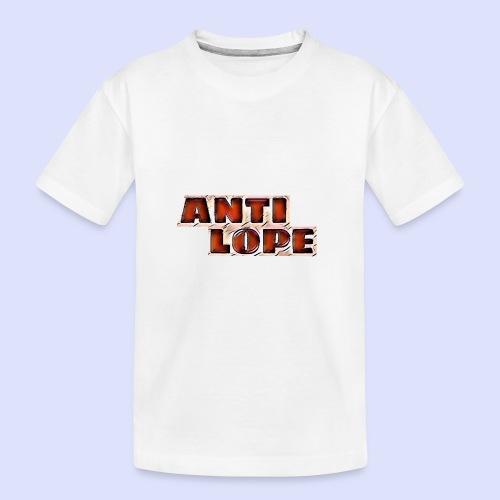 Antilope 0007 - Teenager premium biologisch T-shirt