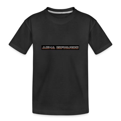 Asha_Edwards_Merch_ - Teenager Premium Organic T-Shirt