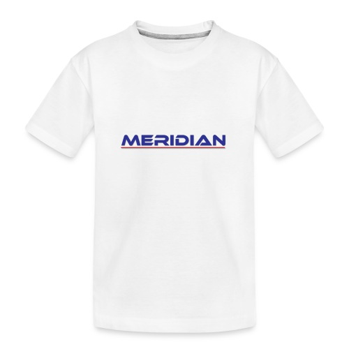 Meridian - Maglietta ecologica premium per ragazzi