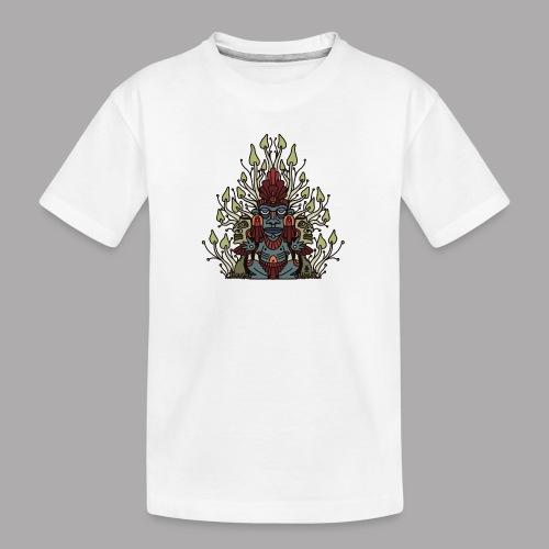 shroomy man - Teenager Premium Organic T-Shirt