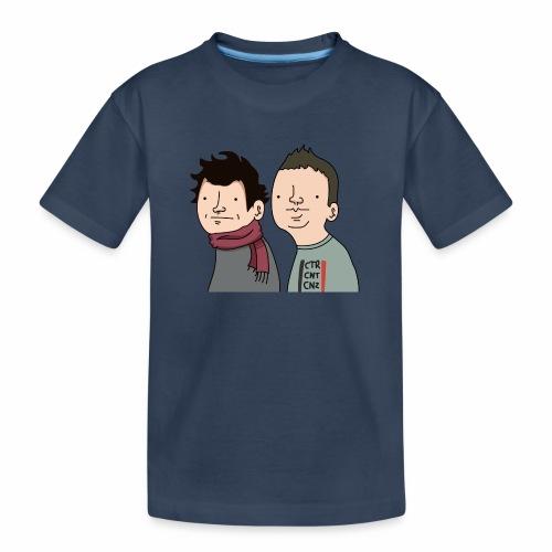 Laink et Terracid Wankuls - T-shirt bio Premium Ado
