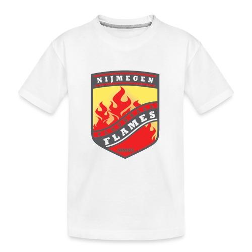 t shirt black - Teenager premium biologisch T-shirt
