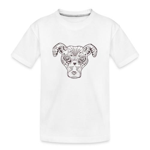 Sugar Dog - Teenager Premium Bio T-Shirt