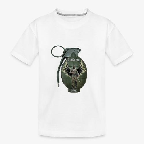 grenadearma3 png - Teenager Premium Organic T-Shirt