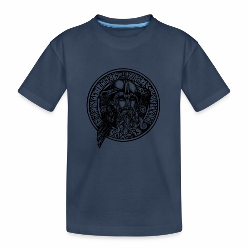 Odin &crows - Camiseta orgánica premium adolescente