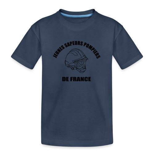 Jeunes Sapeurs Pompiers de France - T-shirt bio Premium Ado