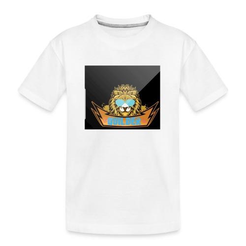 20200216 104401 - Ekologisk premium-T-shirt tonåring
