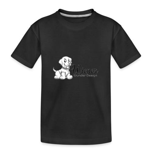 Wiener Wunder Hund - Teenager Premium Bio T-Shirt