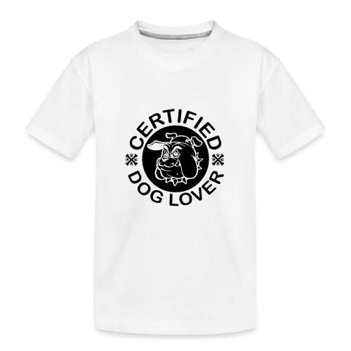 Certified - Teenager Premium Bio T-Shirt