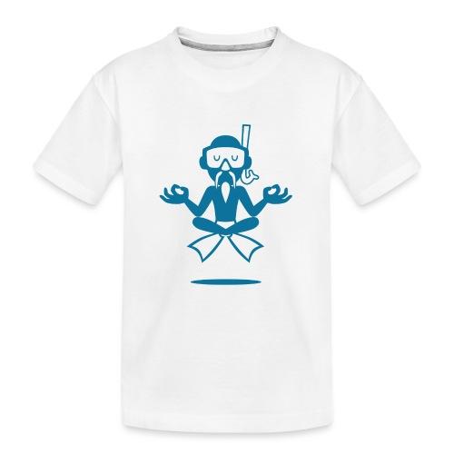 DIVEMASTER Oceanblue - Teenager Premium Bio T-Shirt