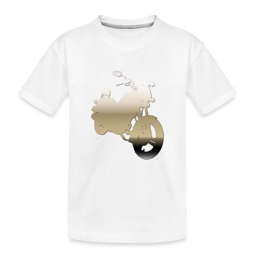 snm daelim vs 5 png - Teenager Premium Bio T-Shirt