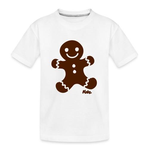 Lebkuchen (c) - Teenager Premium Bio T-Shirt