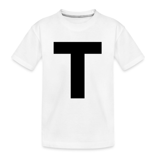 Tblack - Teenager Premium Bio T-Shirt