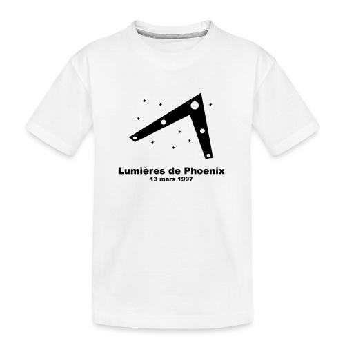 OVNI Lumieres de Phoenix - T-shirt bio Premium Ado