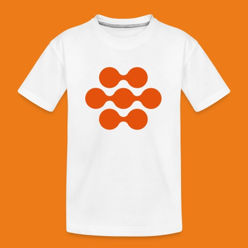 seed madagascar logo squa - Teenager Premium Organic T-Shirt