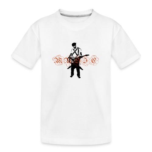 Guitarr Musician by Stefan_Lindblad - Ekologisk premium-T-shirt tonåring