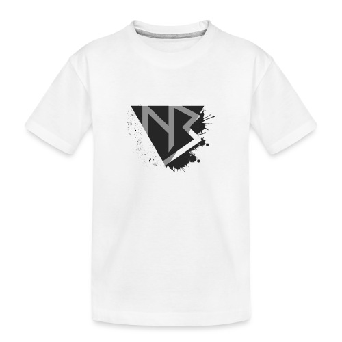 Cappellino NiKyBoX - Maglietta ecologica premium per ragazzi