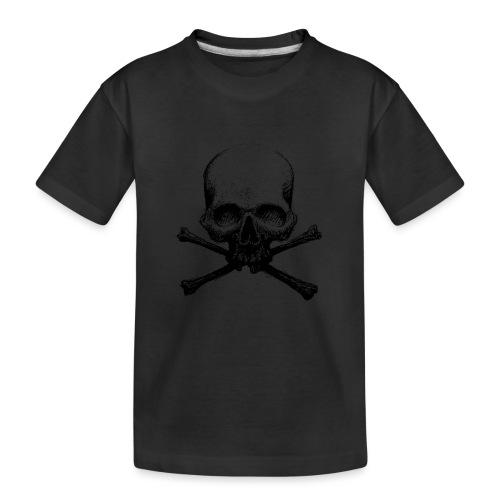 DeadSkull - Maglietta ecologica premium per ragazzi