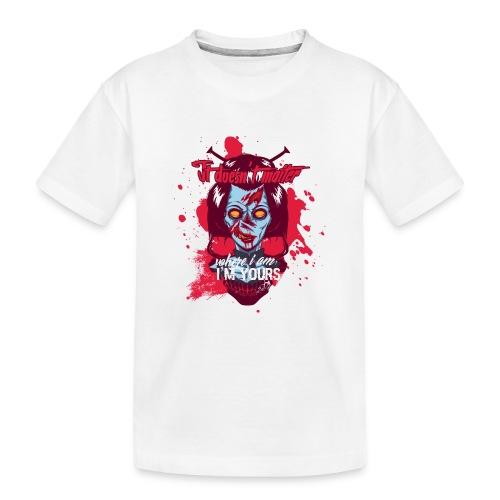 I m yours - Teenager Premium Organic T-Shirt