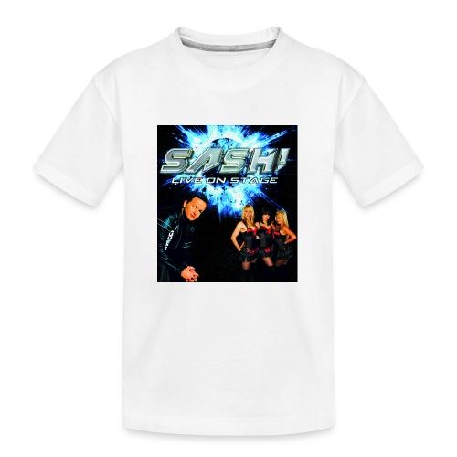SASH! Live - Teenager Premium Organic T-Shirt