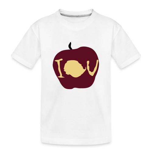 IOU (Sherlock) - Teenager Premium Organic T-Shirt