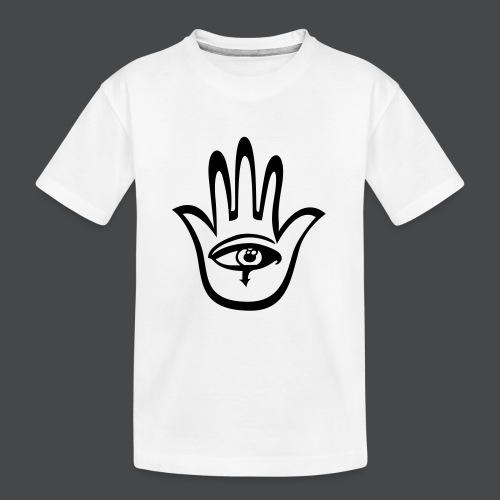 hamsa - Teenager Premium Bio T-Shirt