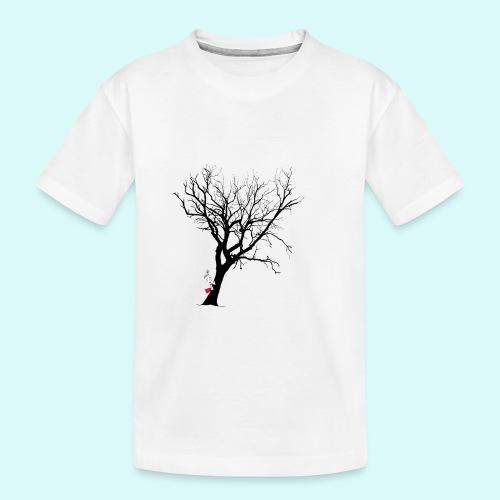clown arbre - T-shirt bio Premium Ado