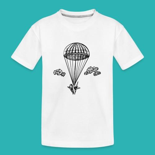 Veleggiare_o_precipitare-png - Maglietta ecologica premium per ragazzi