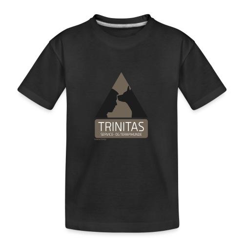 Trinitas Nøglesnor - Teenager premium T-shirt økologisk