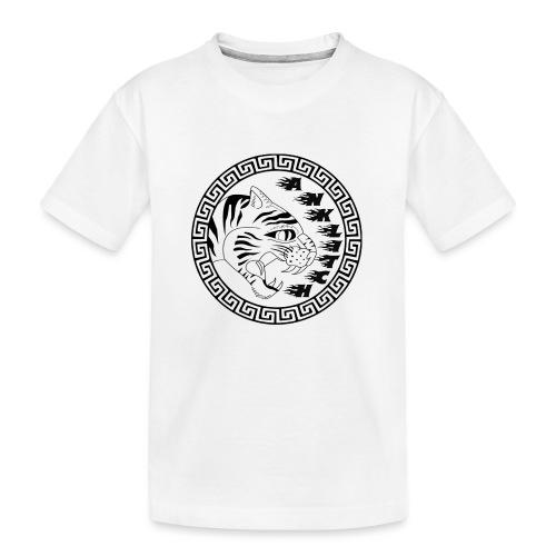 Anklitch - Teenager premium biologisch T-shirt