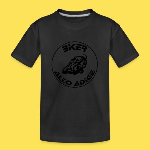 BikerAltoAdige circle logo Jacket - Maglietta ecologica premium per ragazzi