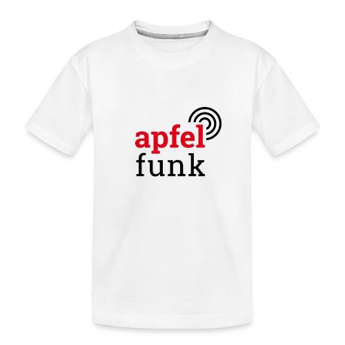 Apfelfunk Edition - Teenager Premium Bio T-Shirt