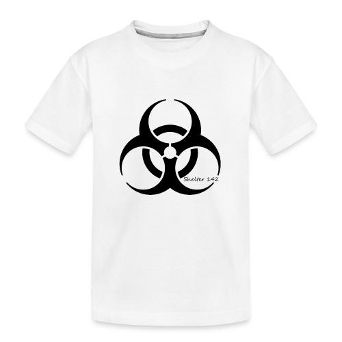 Biohazard - Shelter 142 - Teenager Premium Bio T-Shirt