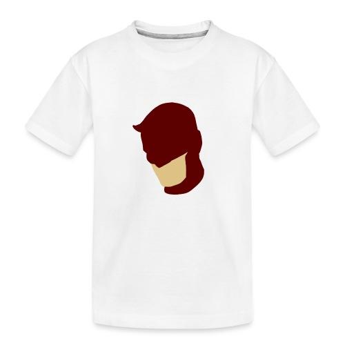 Daredevil Simplistic - Teenager Premium Organic T-Shirt