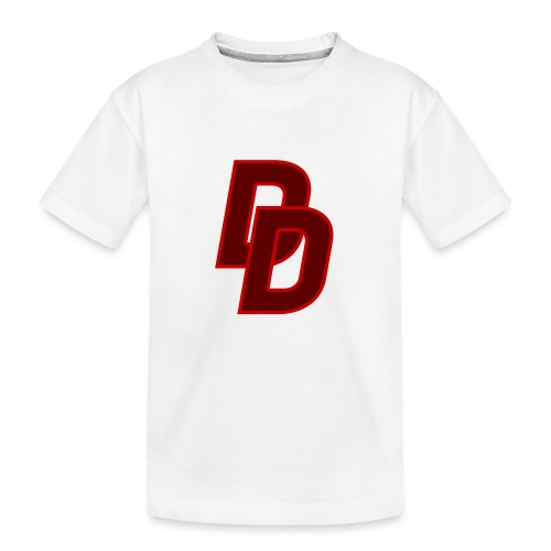 Daredevil Logo - Teenager Premium Organic T-Shirt