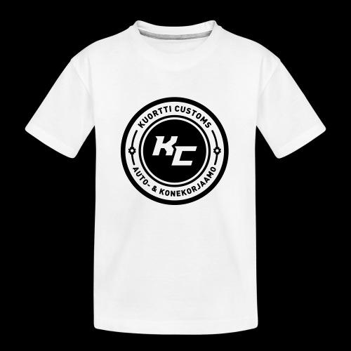 kc_tunnus_2vari - Teinien premium luomu-t-paita