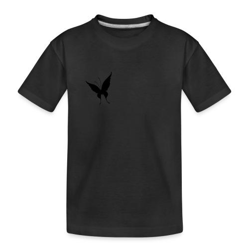 Schmetterling - Teenager Premium Bio T-Shirt