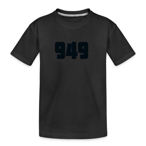 949black - Teenager Premium Bio T-Shirt
