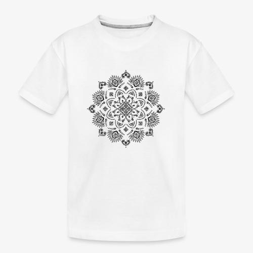 Mandala - Teenager Premium Organic T-Shirt