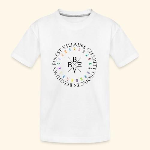 BVBE Charity Projects - Teenager Premium Organic T-Shirt