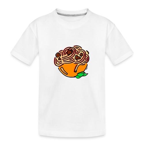 Bol de Spaghetti - T-shirt bio Premium Ado