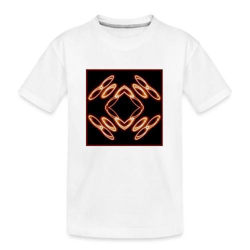 Lichtertanz #1 - Teenager Premium Bio T-Shirt