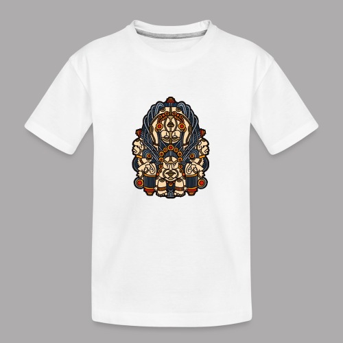 connected - Teenager Premium Organic T-Shirt