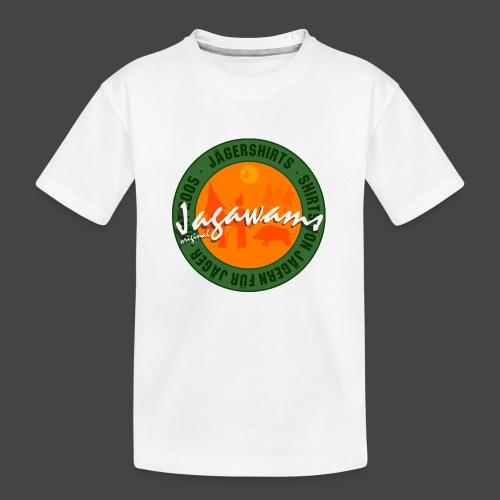 Original Jagawams - Jägershirts seit 2005 - Teenager Premium Bio T-Shirt