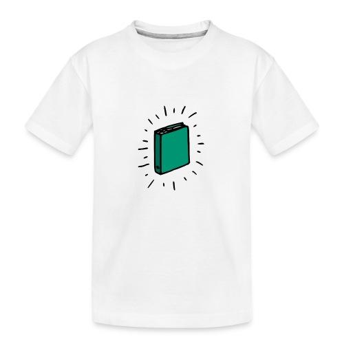 Buchen - Teenager Premium Bio T-Shirt