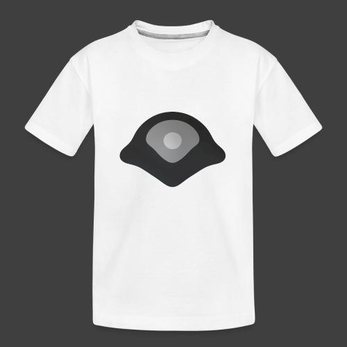 White point - Teenager Premium Organic T-Shirt