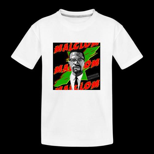 MALCOM by UNDERGROUND SOUNDSYSTEM - Teenager Premium Bio T-Shirt