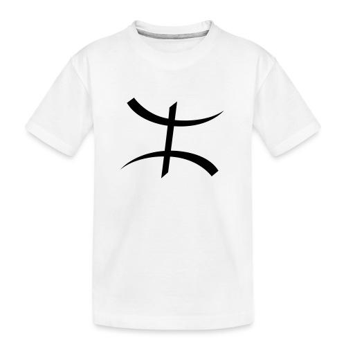 Motif Kabyle - T-shirt bio Premium Ado